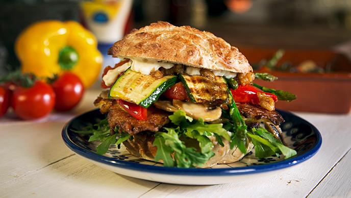 Vegetal de Patata Burger