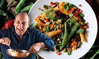 Gennaro Contaldo's Vegetarian Multi-Coloured and Multi-Veggie Pasta