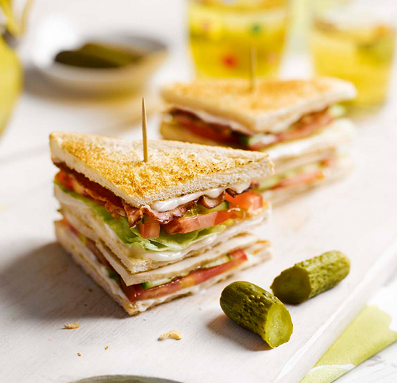 Betere Club sandwich   Hellmann's EV-62