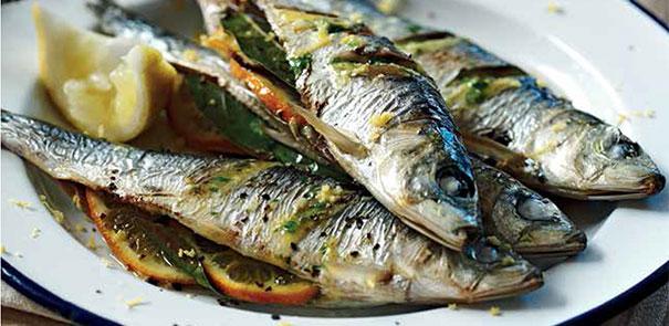 Citrus Sardines