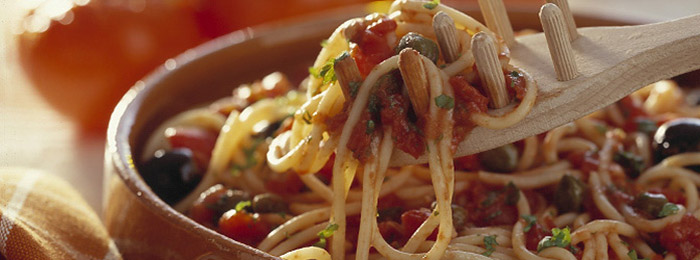 Italian Tomato Spaghetti