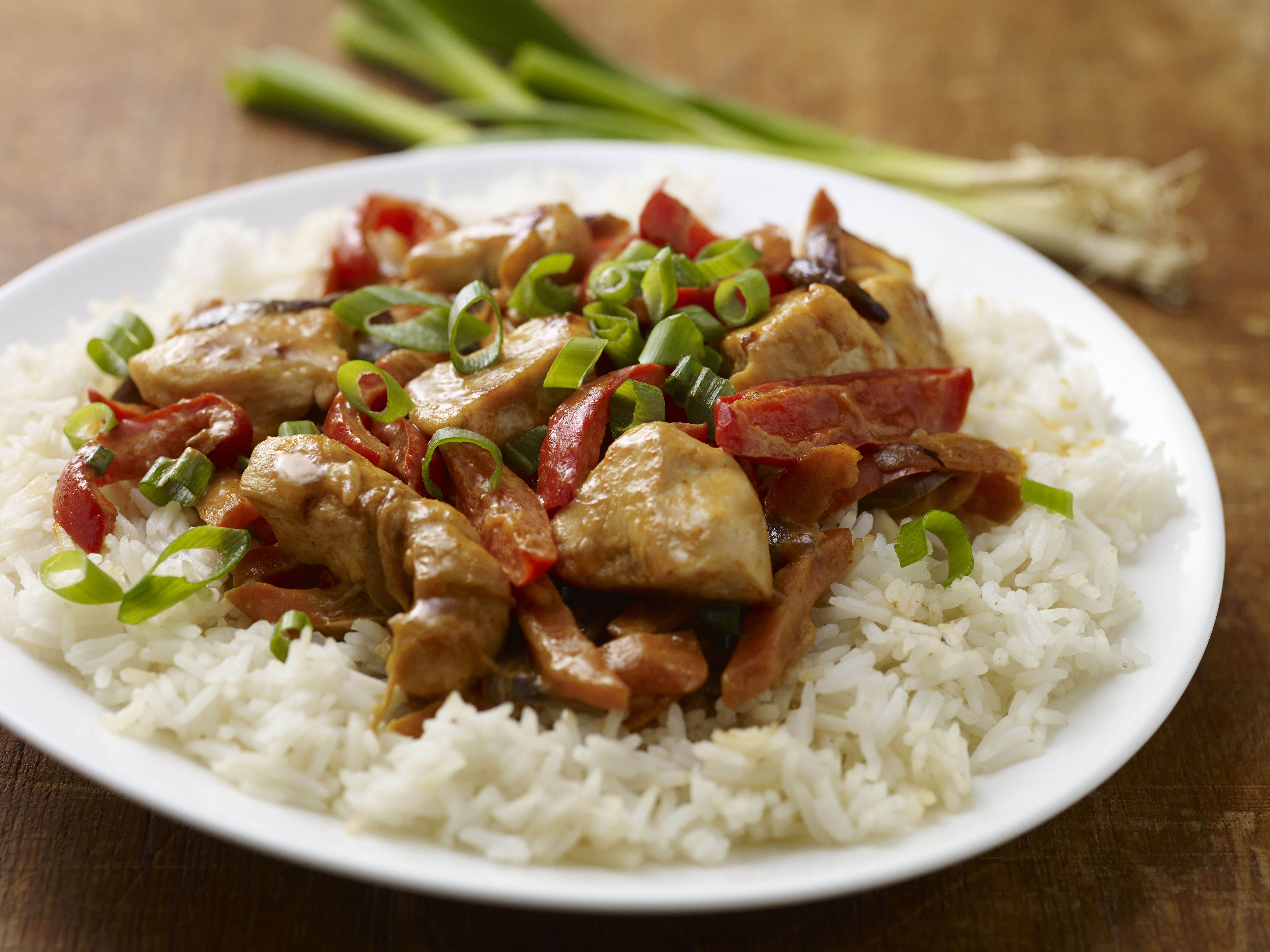 Makkelijke Rode Thai Curry