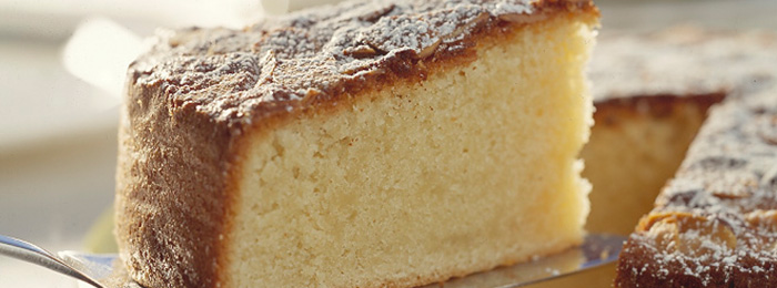 Almond sponge cake recipe uk