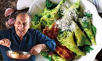 Gennaro Contaldo's Bertollini Pasta With Broccoli and Crispy Pancetta